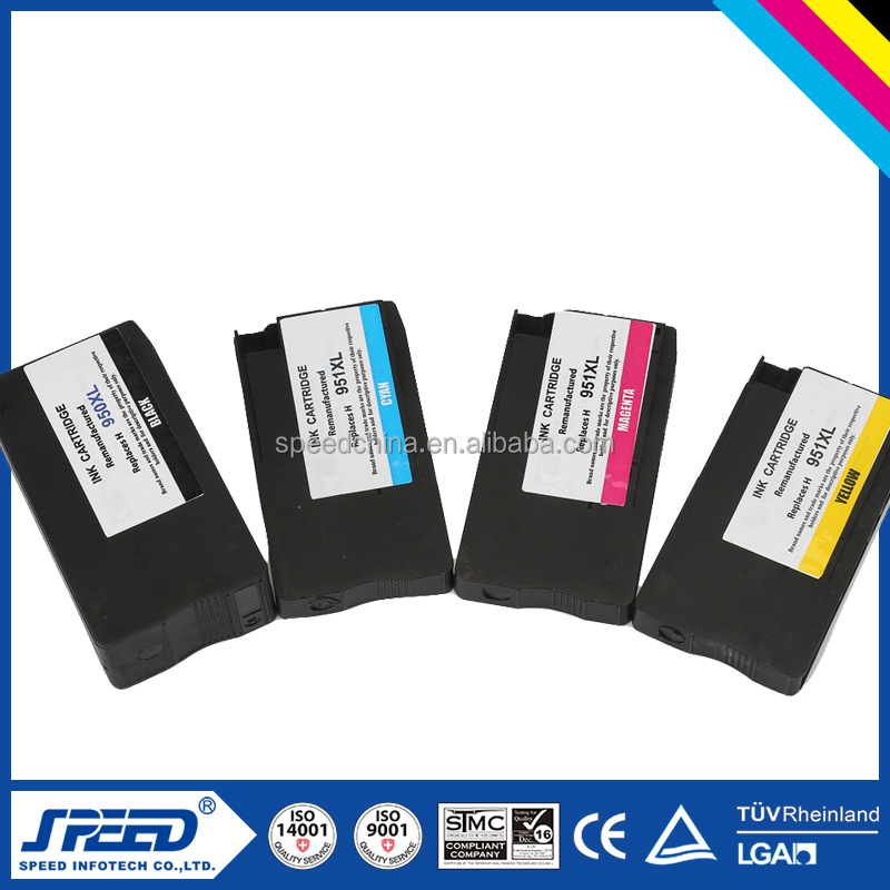 Speed Pigment ink for HP ink cartridge 950 951