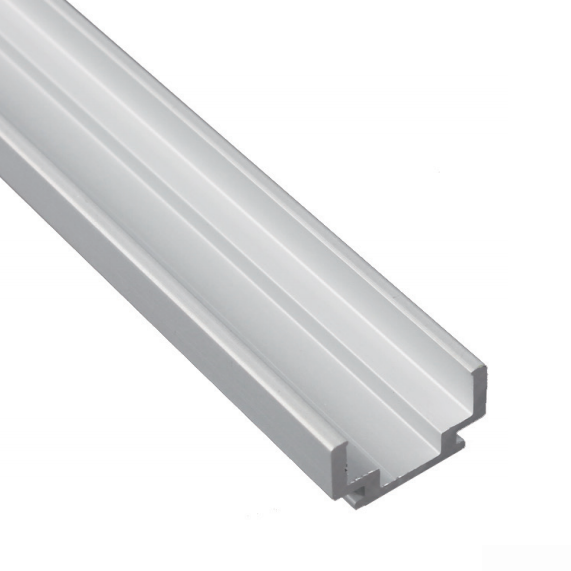 High quality ZL-1408 led strip profile <strong>aluminum</strong> without flange