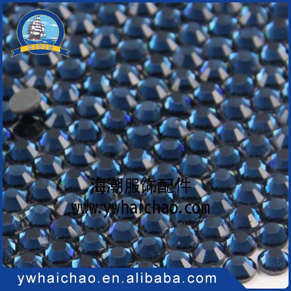HOT SALE excellent quality leed free hot fix rhinestone directly sale