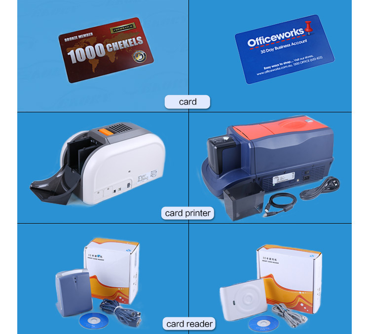 Most Useful For Promotional Print Business Small Pvc Id Card ...