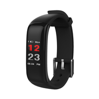 Fashion design smart bracelet p1 pluswith SDK fitness tracker with blood pressure HR monitor with CE&ROSH