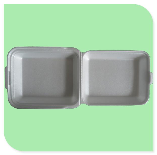 Caja de embalaje de espuma para alimentos muy vendida