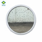 Chinese Best Quality UPVC PVC Frame Round Window