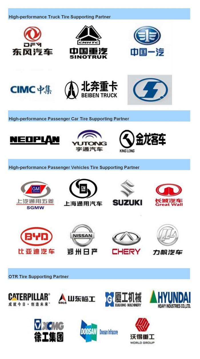Bán buôn bán lốp xe tải 295/75r22. 5 tam giác cung cấp giá tốt nhất