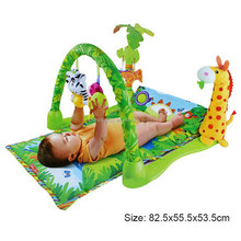 Hot Sale Super Soft Material Indoor Baby Play gym mat Baby Gym