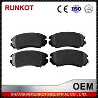 Professional Car Accessories Disk Brake Pad Replacement