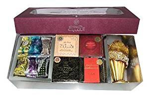 Assorted Bakhoor Incense Gift Set by Nabeel by Nabeel Perfumes