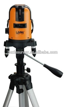 Laisai LS649 Beam Laser Level 4V1H1D