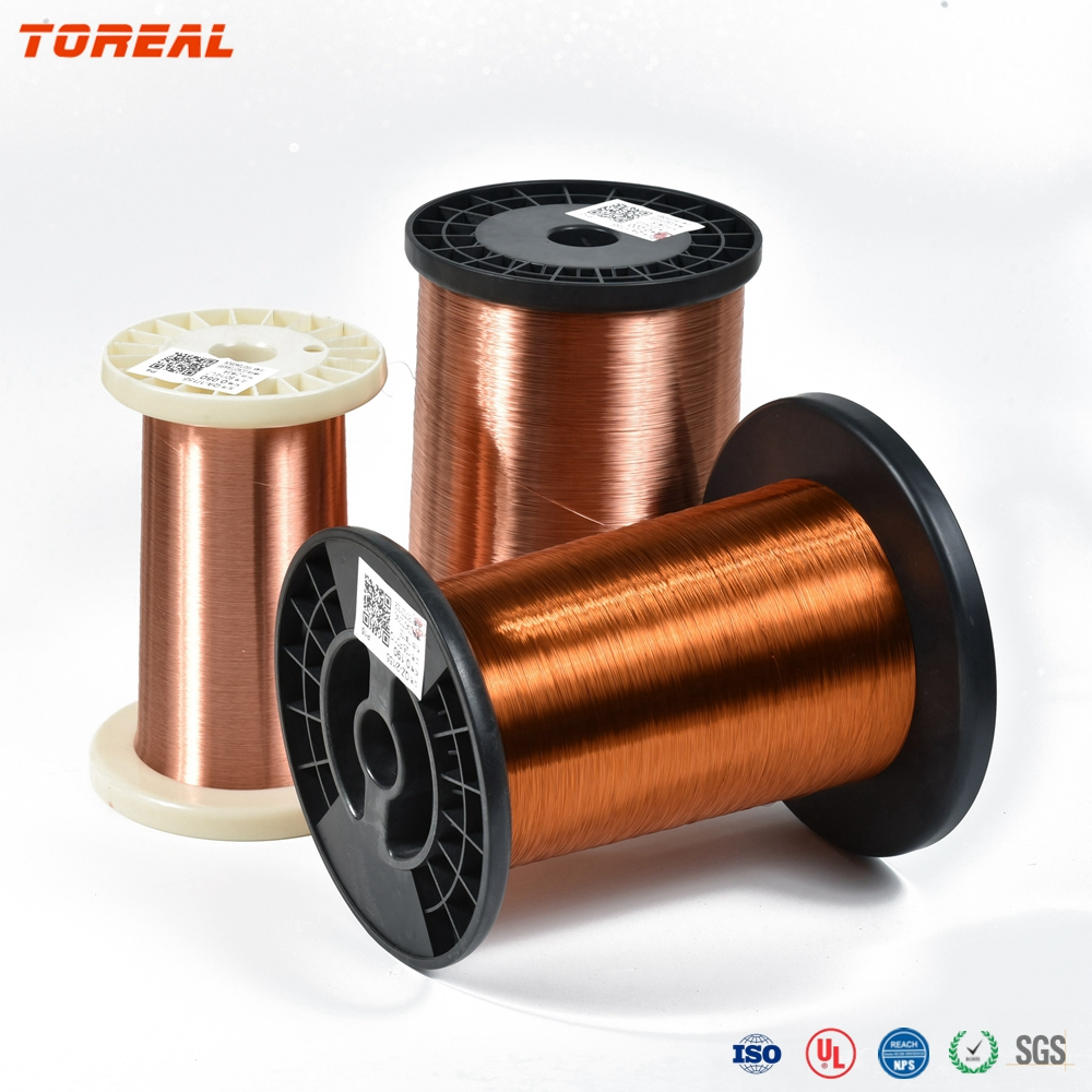 China Copper Wire Enameling Wholesale Alibaba Electric Ei Aiw 200 Power Wires