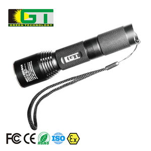 TME2411N Strong Light Explosion Proof Rechargeable Led Mr Flashlight