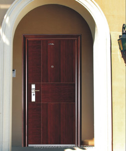 strong entrance door antitheft outside security steel door