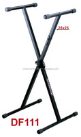 Stable High Quality Adjustable Double X Keyboard Stand ABC-DF111
