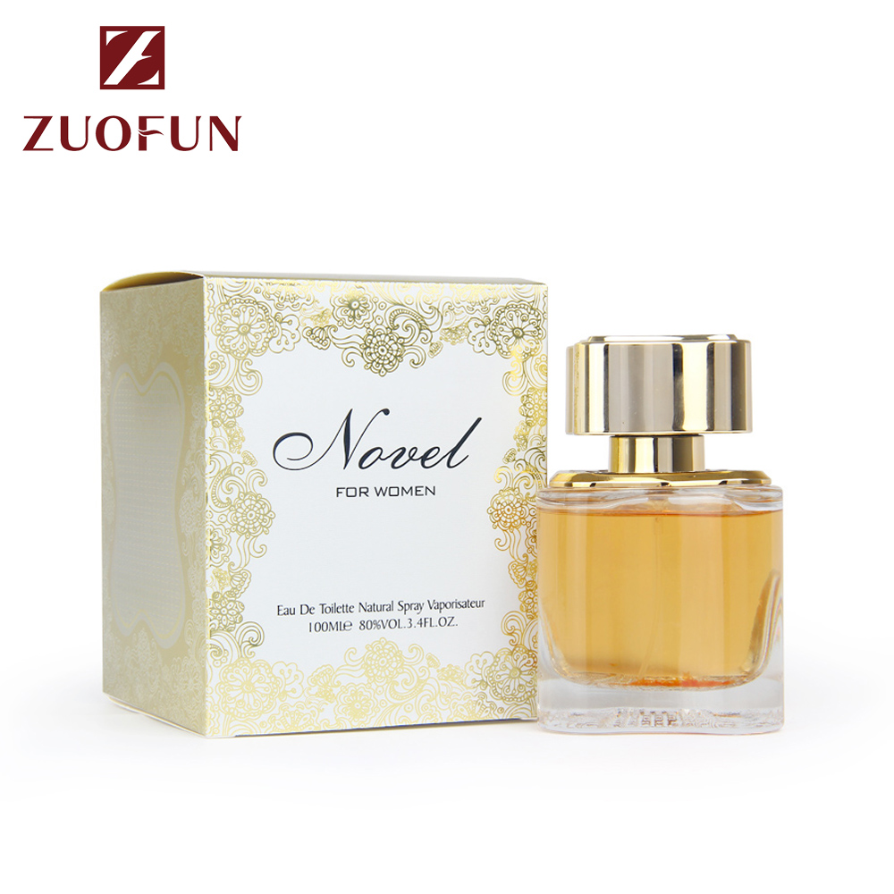 ZuoFun Beauty Personal Care 100ml Volume (ml) and Spray Form Packaging Essence De Parfum Femme For Ladies