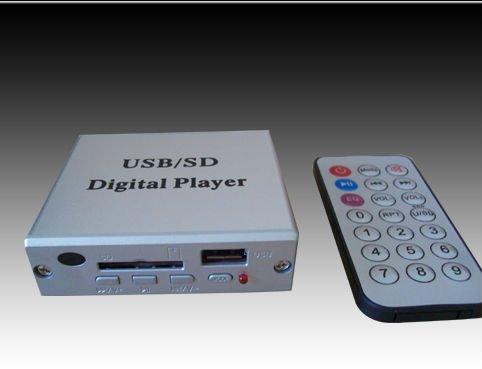 SD/MMC usb video player circuit