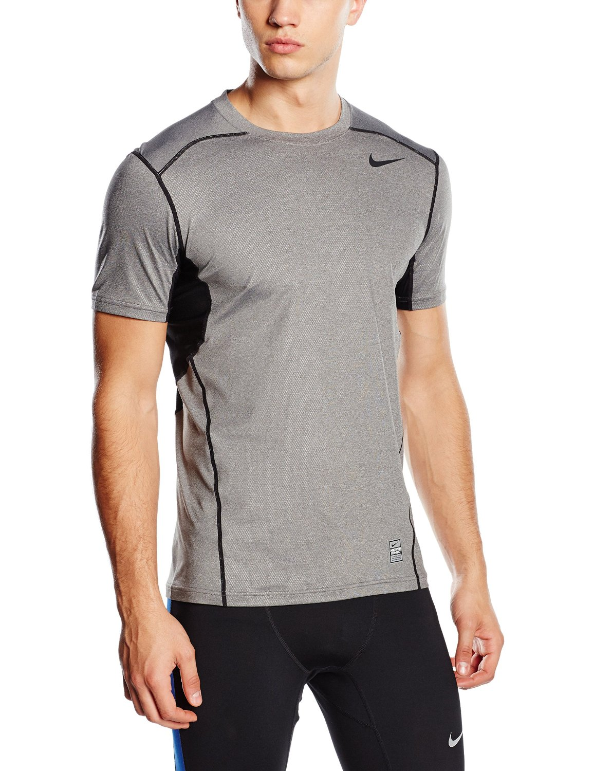 NIKE Hypercool Fitted Short Sleeve Crew