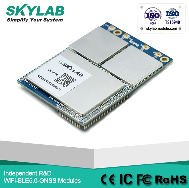 High Speed 1200Mbps Gigabit 11AC MT7621 openWRT wifi module for