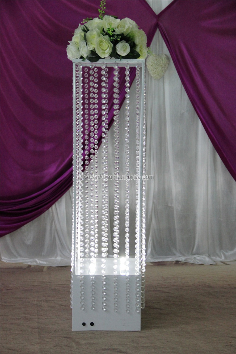 Modern column decoration column pvc decor weeding wedding for Decoration decoration