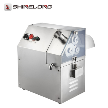 2018 Hot Sale Industrial Electric Sugar Cane Juice Machine