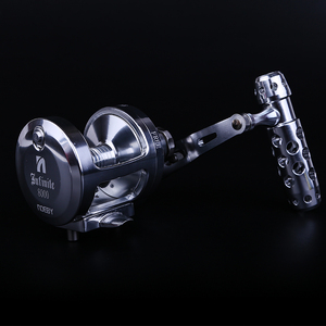 fishing tackle metal small trolling fishing conventional reels