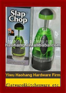 2014 hot sale Vegetable and Garlic Slap Chop Food Chopper, kitchen gadgets