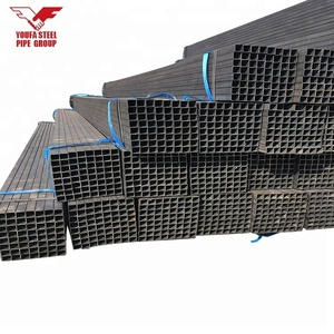 Carbon Steel Q235 Square Tube with 20ft long , 24ft long , 6m or Cut to Required Length
