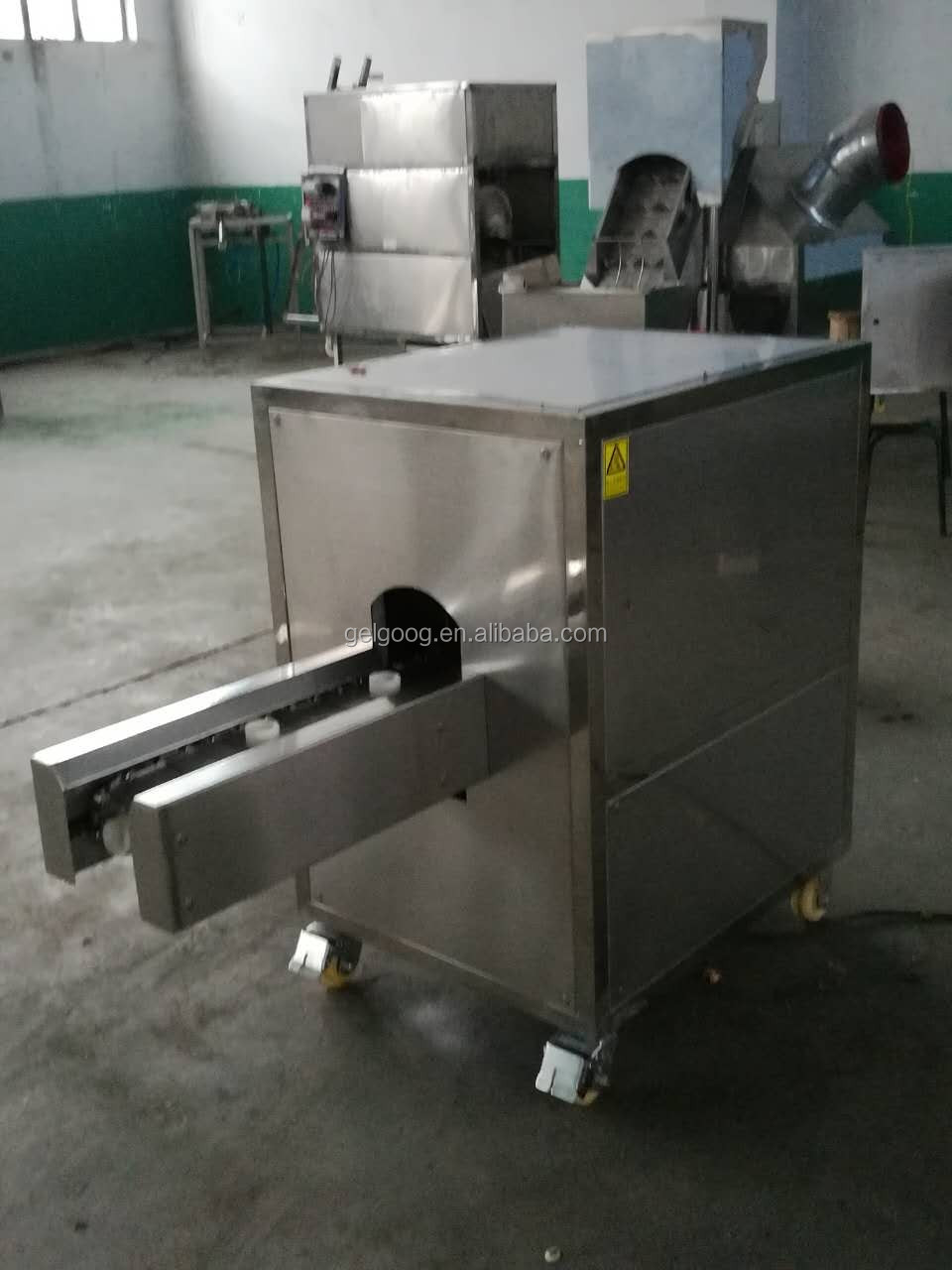 Automatic Small Onion Peeling Machine Onion Top And Tail ...