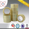 china supplier high quality crystal clear tape bopp adhesive tape for carton sealing