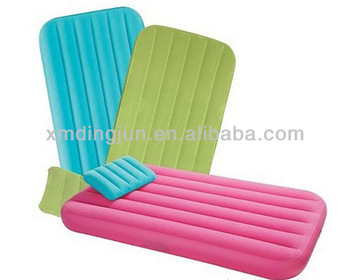 kids inflatable air bed kids air beds colorful air filled mattress for children