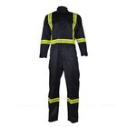 Graphic Customization Fr Cotton Overalls Coverall 100% FR Cotton Overalls Workwear Flame Resistant Clothing