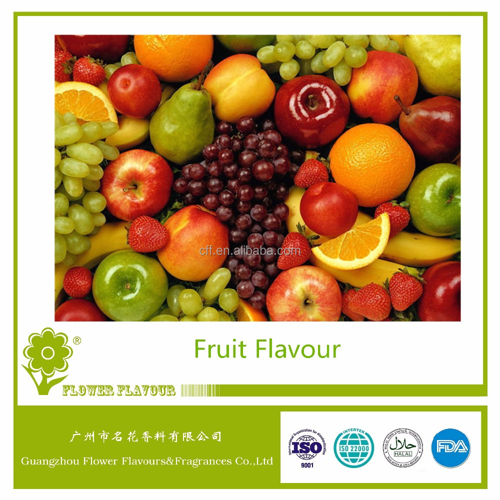 Fruit flavour liquid and powder food grade flavor used for Bakery,Beverages, Confectionary,Ice cream,Food Additive