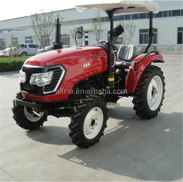 30hp 40hp 4 wheel drive tractor with front end loader