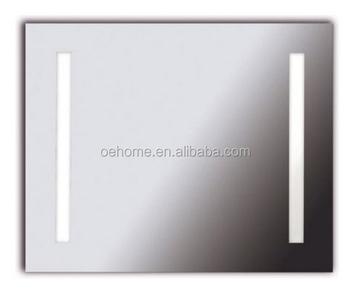 Hotel Infinity LED Lighted Bathroom Mirror
