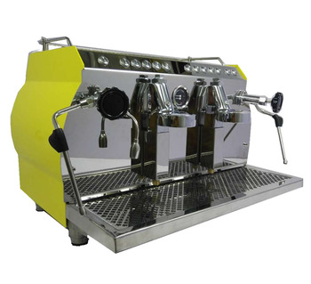 Wholesale commercial italian espresso coffee machine espresso 2 group espresso coffee maker making machine a cafe