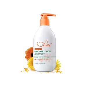 OEM Natural Calendula Extracts Baby Wash & Shampoo 200ml Tear-free Sulfate-free