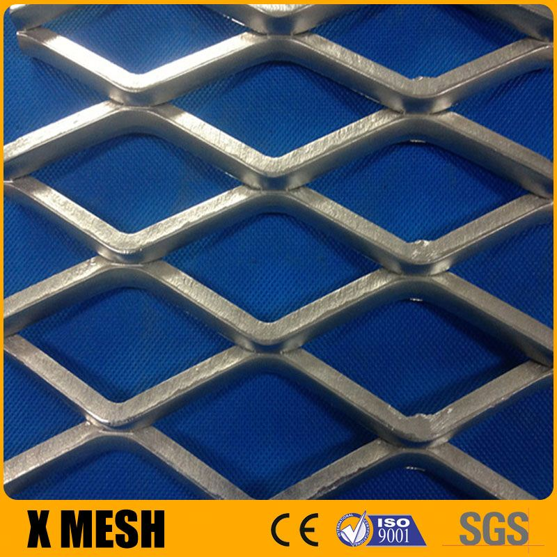 Custom Size Fine Expanded Aluminum Mesh Screen
