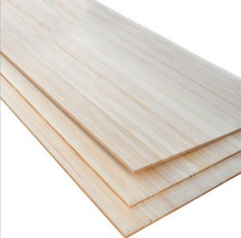 China Manufacturer Supply Natural or Bleached Paulownia Wood Boards for Making Furniture,Box