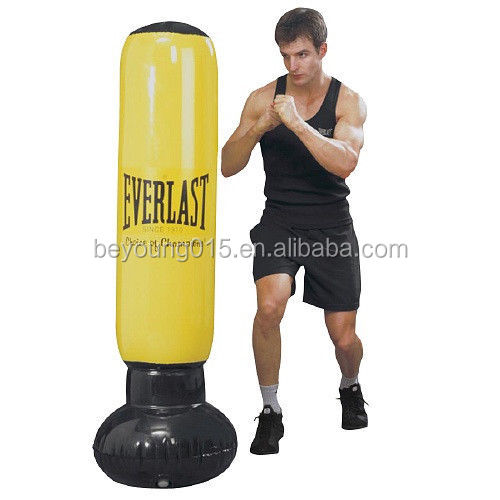 high quality custom inflatable punching bag for adult