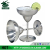 Bar accessories customize logo metal stainless steel wine goblets