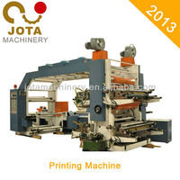 Flexographic ECG Paper Roll to Roll Printing Machine
