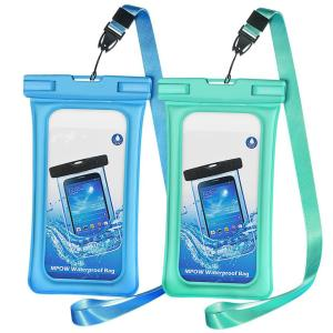 Hot Selling Universal Waterproof Case, IPX8 Waterproof Phone Pouch Dry Bag Compatible for iPhone Xs Max/Xs/Xr/X/8/8plus/7/7plus