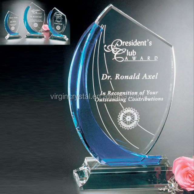 Wholesale Cheap Clear Heart Shape Glass Crystal Plaque with Clear Base & Customized Logo as Anniversary Souvenir Gifts