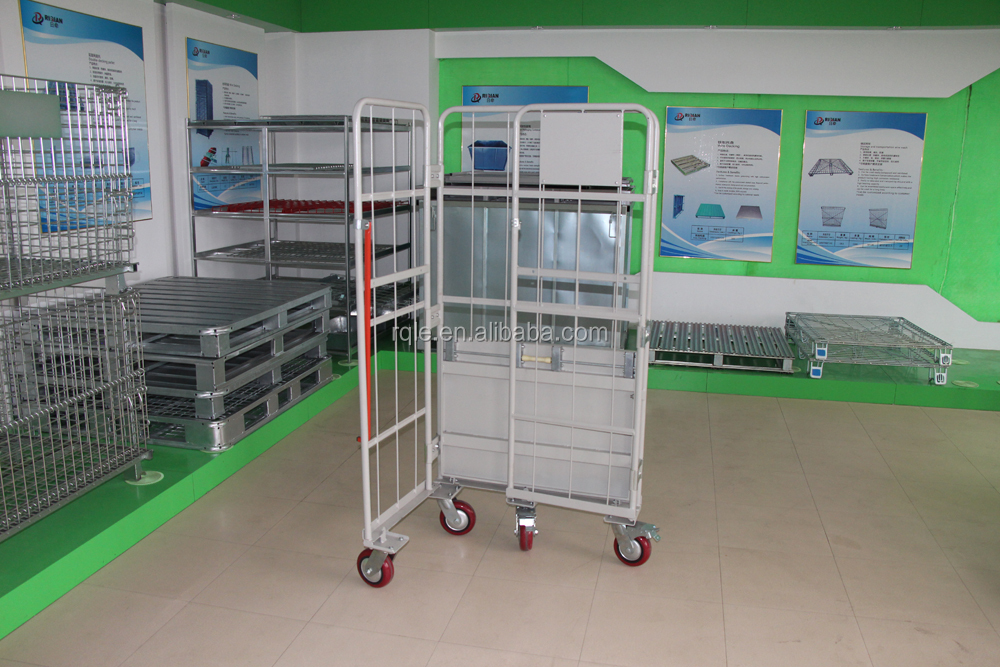 3-sided Roll Pallet, 3-sided Roll Pallet Suppliers and Manufacturers ...
