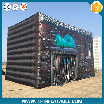 high quality halloween inflatable haunted house tent inflatable party tent