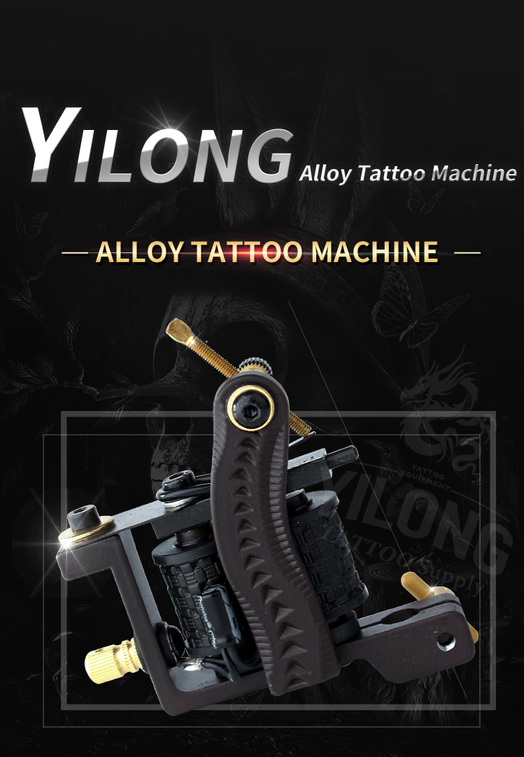 Yilong Custom best coil tattoo machines on the market factory for tattoo machine-2