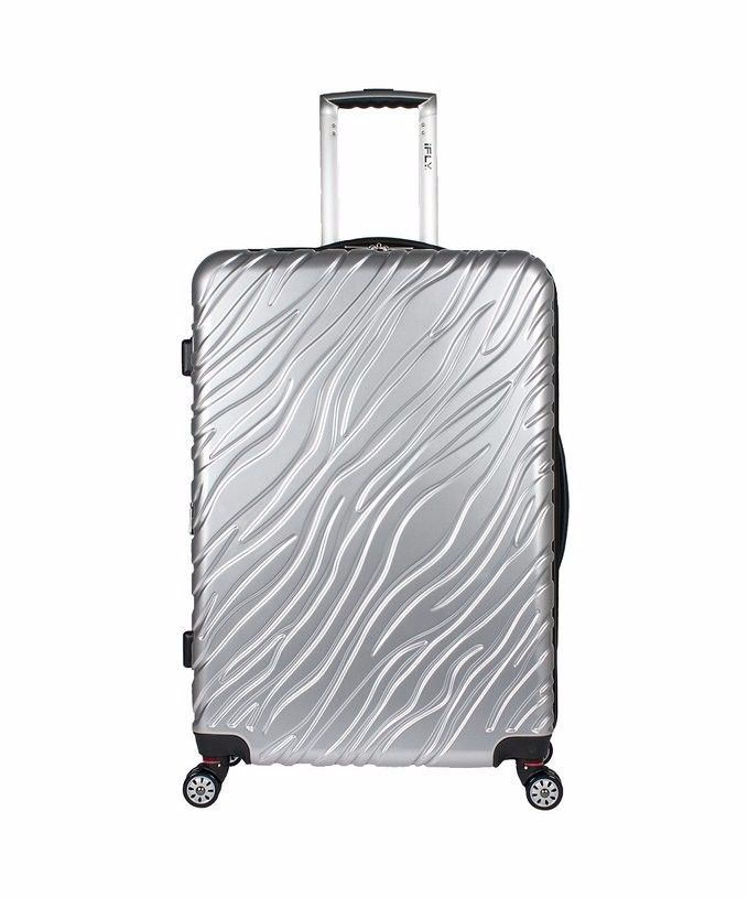16 inch plastic travel case carry on trolley luggage , box suitcase with wheel