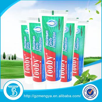Tooby Creme Dental Melhor Clareamento Dos Dentes Creme Dental Oral
