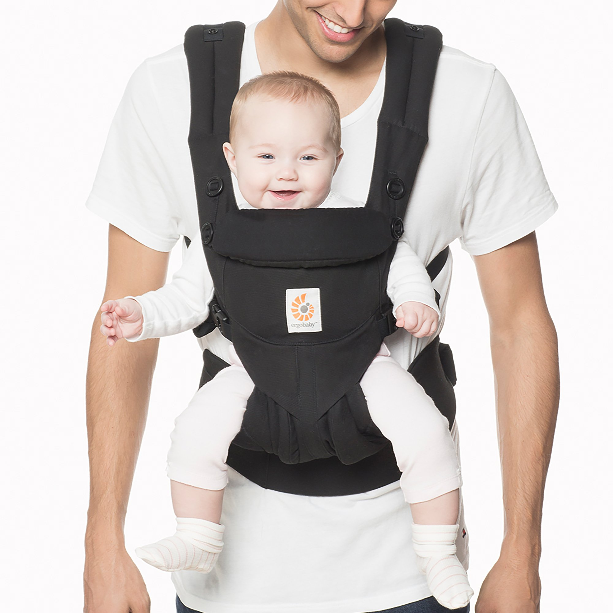 08b78670afb Get Quotations · Ergobaby OMNI 360 All-in-One Ergonomic Baby Carrier