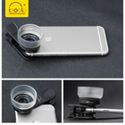 Sgs [ Mobile Ip Phone ] IBOOLO Mobile Universal Clip Lens 25MM Ip Camera 10X Macro Lens For Mobile Phone