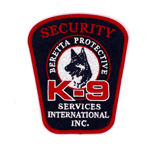 Custom embroidered marks patches logos with high quality for garments badges and labels