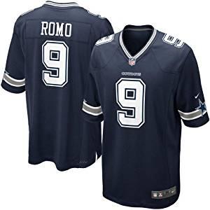 2289eda3802 Buy Dallas Cowboys Romo Nike Elite Authentic Throwback Jersey 100 ...